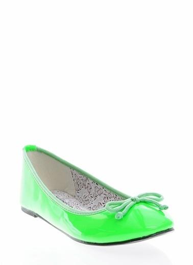 Divarese Divarese 3458679 Kadın Babet Yeşil